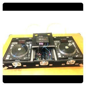 DJ Equipment (Serato, Denon & Gemini)